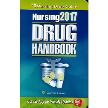 Nursing Drug Handbook 2017