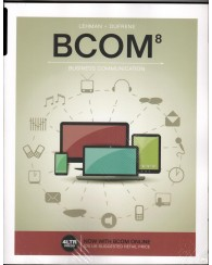OMSY 3040 BCOM- BUSINESS COMMUNICATION
