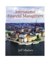 FINA 4100 International Financial Management 8Ed.