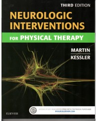 PHTH 2350 NEUROLOGIC INTERVENTIONS FOR PHYSICAL THERAPY 3TH
