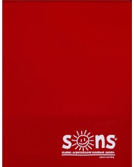 Red Folder Plastic - Sons