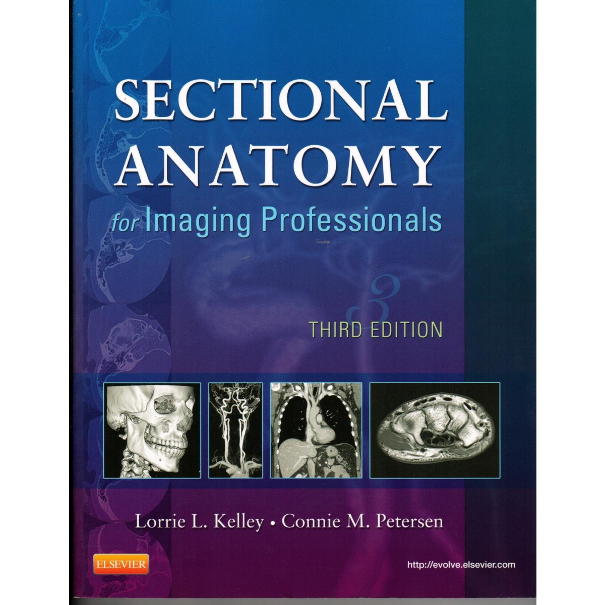 Sectional Anatomy for Imaging Professionals 3e