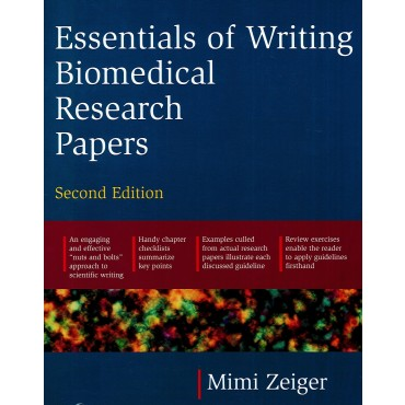 Essentials of Writing Biomedical Research Papers 2ed.
