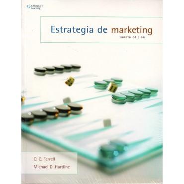 Estrategia de marketing 5ed.