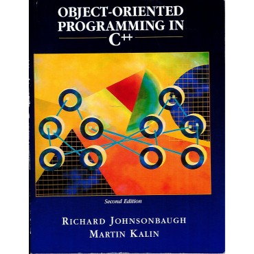 Object - Oriented Programming in C++ 2e