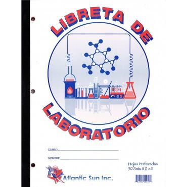 Libreta de laboratorio