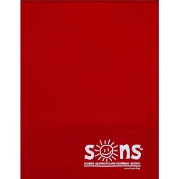 Red Folder Plastic - Sons