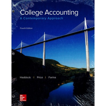 College Accounting - A Contemporary Approach