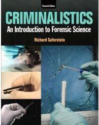 Criminalistic: An Introduction to Forensic Science 11ed.