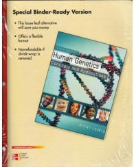 Human Genetics Loose Leaf