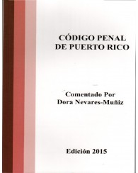 CJUS 3025 Nuevo Código Penal de P.R.