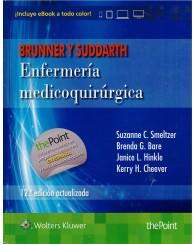 Enfermería Medicoquirúrgica - Brunner y Suddarth 12ed.