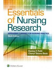 Essentials of Nursing Research 9 th