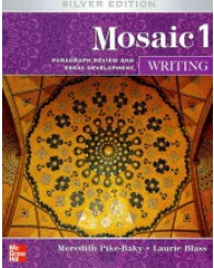 Mosaic 1 Writing