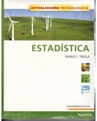 Estadística - Triola 10ed.