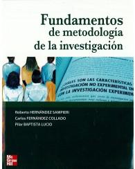 Fundamentos de la Metodología de la Investigación