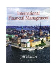 FINA 4100 International Financial Management 8Ed.