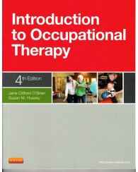Introduction To Occupational Therapy 4e