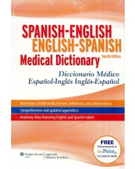 Spanish_English Medical Dictionary 4e