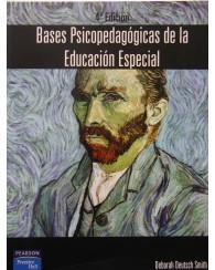 EDUC 2870 Bases Psico Pedagógicas de la Educación Especial