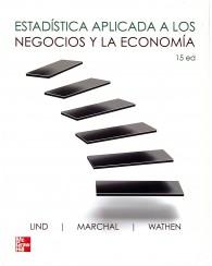 Estadística aplicadas a los negocios y la economía 15ed.