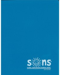 Blue Folder Plastic - Sons