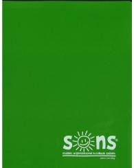 Green Folder Plastic - Sons
