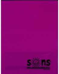 Violet Folder Plastic - Sons