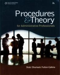 Procedures & Theory 7e