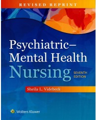 Psychiatric-Mental Health Nursing 7 Edition