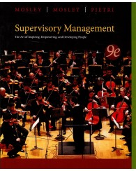Supervisory Management 9e